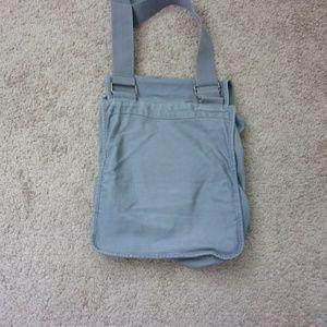 Disney Bags - Mickey Mouse Messenger Bag Gray Shoulder Crossbody